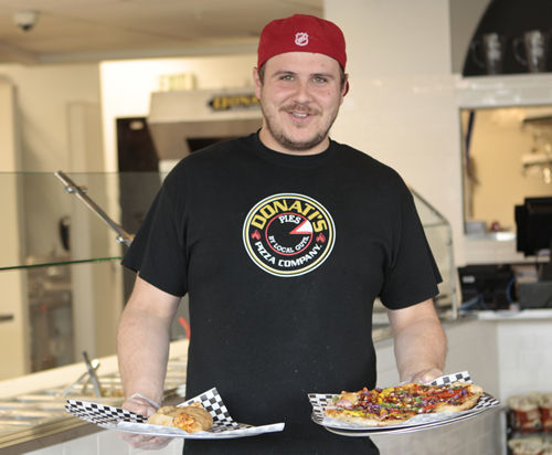 Jeff Urso, co-founder, co-owner Donati's Pizza Lake Bluff